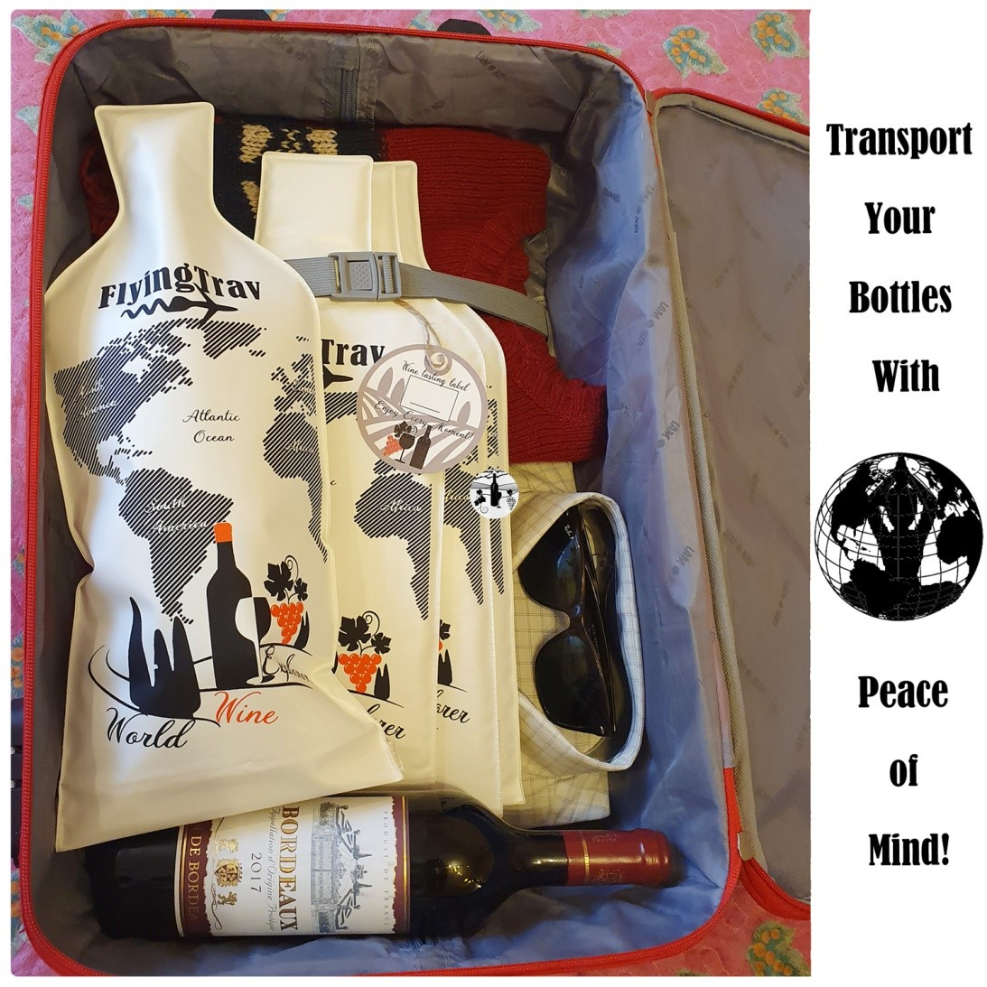 Travel Wine Bags