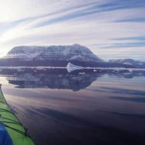 Kayaking the Arctic