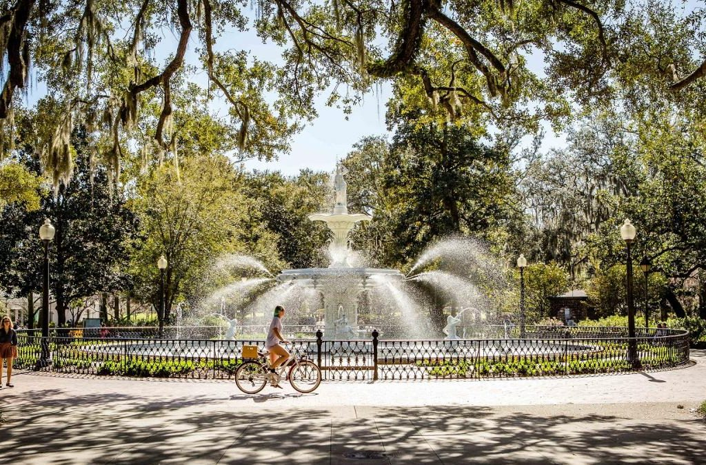 What to see in Savannah, GA in Two Days